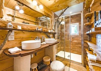 12 salle de bain - Accueil