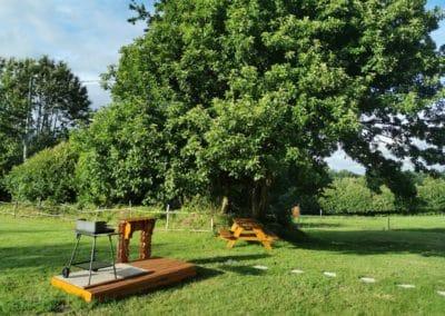 Location vacances gite atypique luxe Rosporden Tal Ar Galonn 4 - Gite «Tyr Na Angus»