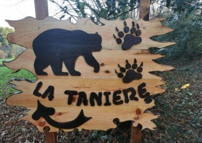 tanext 85 - Studio «La Tanière»